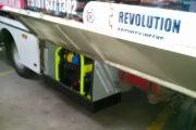 N Gage Truck Refurbishment